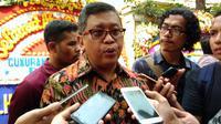 Sekretaris Jenderal PDIP Hasto Kristiyanto. (Liputan6.com/Ahmad Romadoni)