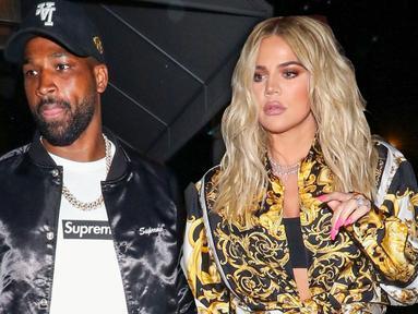 Tristan Thompson kembali menebar rumor bahwa dirinya menyelingkkuhi Khloe Kardashian dengan wanita lain. (Radar Online)