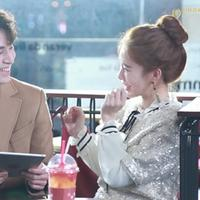 Lee Dong Wook dan Yoo In Na (Hancinema)