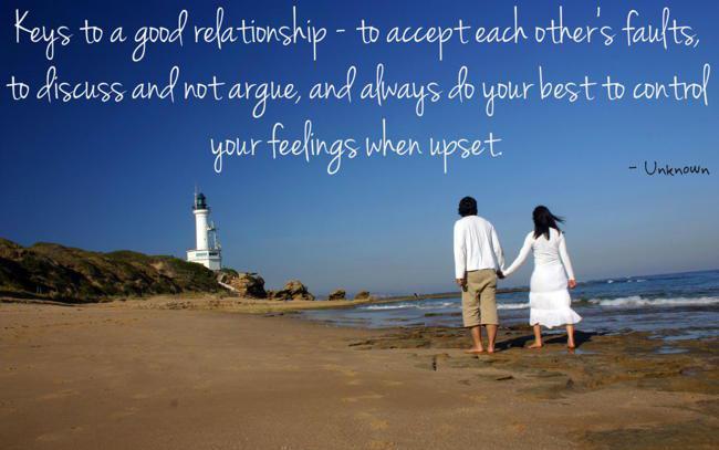Komunikasi tanpa harus berdebat setiap saat./Copyright trans4mind.com