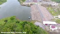 Pembangunan dan rehabilitasi jaringan irigasi di NTT dan NTB (dok: PUPR)