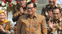 Sekretaris Kabinet Pramono Anung (Liputan6.com/Angga Yuniar)