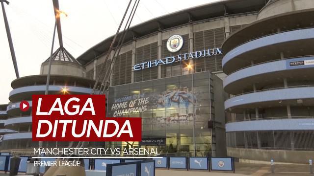 Berita video laga Premier League 2019-2020, Manchester City vs Arsenal, diputuskan akan ditunda karena pemilik klub Yunani, Olympiakos, Evangelos Marinakis, positif terkena virus Corona. Apa kaitannya?