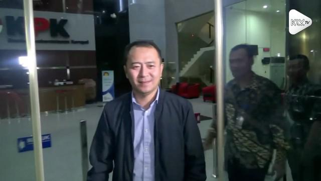 Komisi Pemberantasan Korupsi (KPK) kembali memeriksa Presiden Direktur Lippo Cikarang Toto Bartholomeus dalam kasus dugaan suap perizinan proyek Meikarta