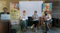 Setelah sukses digelar pada dua tahun lalu, Craft International Animation Festival kembali diadakan di Yogyakarta pada 2019 (Liputan6.com/ Switzy Sabandar)