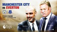 Prediksi Manchester City Vs Everton (Liputan6.com/Trie yas)