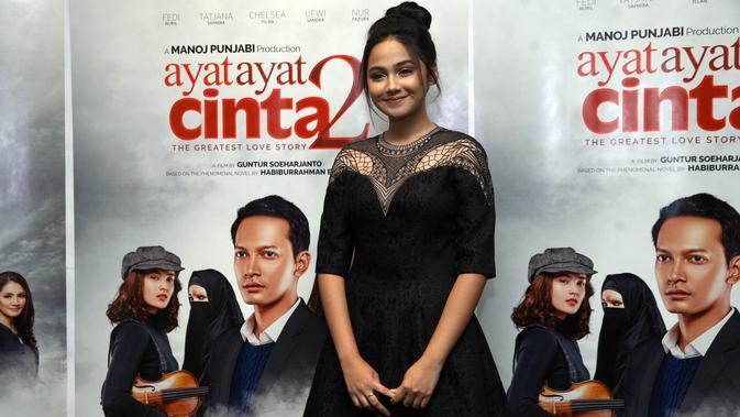 Screening film Ayat-Ayat Cinta 2 (Nurwahyunan/bintang.com)