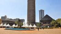 Nairobi ialah ibu kota negara Kenya