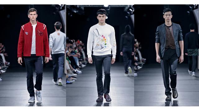 Lanvin Hadirkan Busana Pria Minimalis Di Pi Men Fashion Week