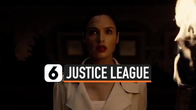 THUMBNAIL JUSTICE LEAGUE