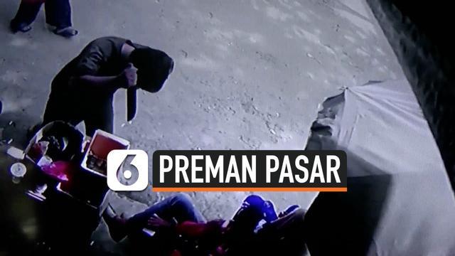 THUMBNAIL PREMAN PASAR RAMPAS UANG JURU PARKIR