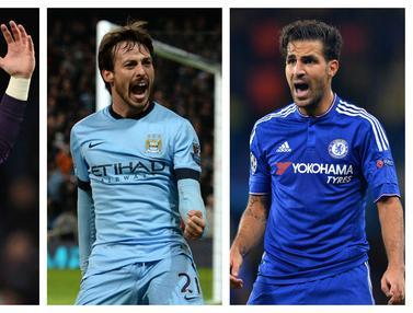 FOTO: 7 Pemain Terbaik Spanyol Dalam Sejarah Premier League
