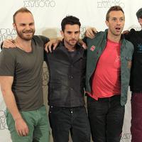 Coldplay (Bintang/EPA)