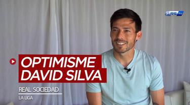 Berita video wawancara David Silva soal Real Sociedad dan La Liga.