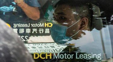 Tong Ying-kit Jadi Warga Hong Kong Pertama yang Terjerat UU Keamanan Nasional (AFP)