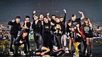Idol yang bergabung dalam YG Entertainment (Facebook/@YGEntertainment)