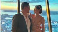 Femmy Permatasari resmi menikah dengan Alfons Martinus. (dok.Instagram @femmypermatasari/https://www.instagram.com/p/BvA3wf5HnZY/Henry