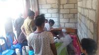 Mahasiswa Unwira Kupang mengakhiri hidupnya di Kamar Mandi. (Liputan6.com/Ola Keda)