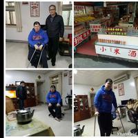 Inilah cerita pria asal Taiwan yang menemukan calon istrinya yang ternyata orang Indonesia. (Foto: Facebook)