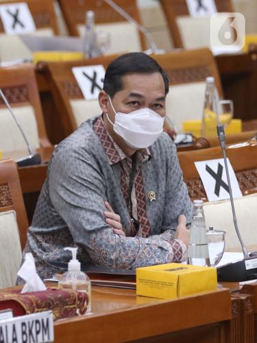 Dihadapan DPR, Mendag dan BKPM Bahas Pelaksanaan Investasi di Masa Pandemi