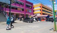 Pasar Raya Kota Padang, Sumatera Barat. (Liputan6.com/ Novia Harlina)