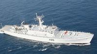 Kapal Angkatan Laut India INS Tir (Wikimedia Commons)