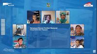 Seremoni penyerahan hewan kurban dilakukan secara virtual oleh jajaran manajemen Astra bersama Walikota Jakarta Utara, Komandan KODIM 0502 Jakarta Utara pada hari Jumat, 16 Juli 2021.
