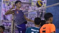 Sidoarjo Aneka Gas, kontestan baru Proliga 2019. (Bola.com/Aditya Wany)