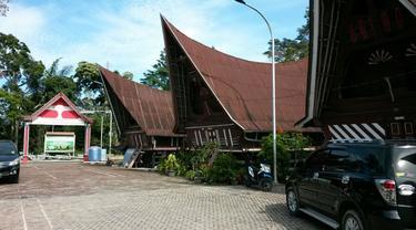 Situs Wisata Budaya Sigale-Gale, Desa Tomok, Pulau Samosir, Danau Toba (Rizki Akbar Hasan/Liputan6.com)