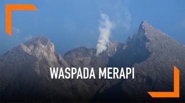 Pantauan dari Klaten, Gunung Merapi terus mengeluarkan awan panas. Peningkatan aktitivasi merapi ini menjadi perhatian gubernur Jawa Tengah,  Ganjar Pranowo.