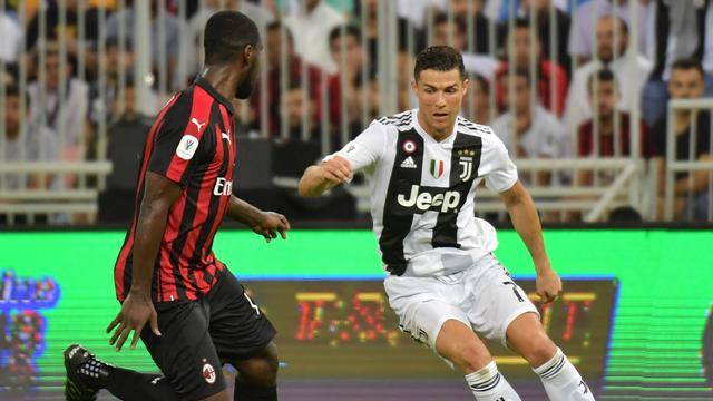 Kalahkan AC Milan, Cristiano Ronaldo Persembahkan Gelar Pertama Untuk Juventus