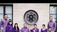 Ani Yudhoyono (Foto: Instagram/@annisayudhoyono)