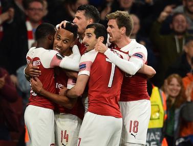 Kalahkan Valencia, Langkah Awal Baik untuk Arsenal
