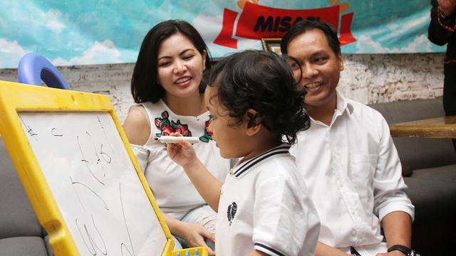 Kisah Misael Bright si Bayi Jenius, Baru 2 Tahun Sudah Lancar Baca Tulis