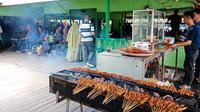 Rumah makan Depot Soto Bang Amat Banjarmasin (Liputan6.com/ Novi Nadya)