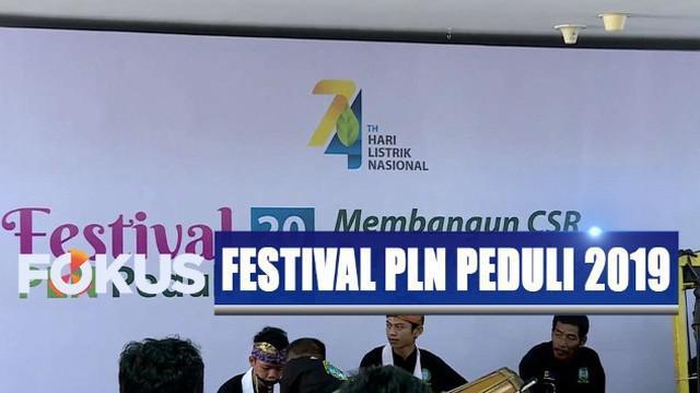 Adanya kegiatan Festival PLN Peduli diharapkan dapat memperluas pemasaran produk mitra binaan PLN.