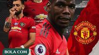 Ilustrasi Manchester United (Bola.com/Adreanus Titus)
