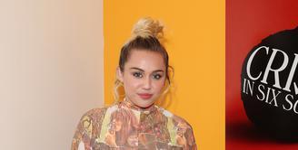 Telah resmi diumumkan Donald Trump menjadi Presiden Amerika Serikat mengalahkan Hillary Clinton. Artis cantik Miley Cyrus pun tak menerima keputusan ini, unggah video dan foto di media sosial, Miley tampak menangis. (AFP/Bintang.com)