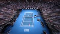Petenis Australia, Nick Kyrgios saat bertanding melawan Rafael Nadal dari Spanyol selama pertandingan putaran keempat kejuaraan tenis Australia Terbuka di Melbourne, Australia (27/1/2020). Rafael Nadal menang dengan skor 6-3, 3-6, 7-6 (6), 7-6 (4). (AP Photo/Andy Wong)