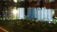 Proyek Serpong Garden Apartment di Cisauk, Serpong, Tangerang. (Foto: Muhammad Rinaldi)