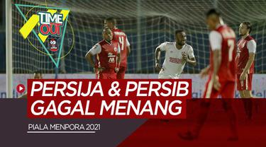 Berita Video Highlights Piala Menpora Matchday 1, Persija Kalah dan Hattrick Assanur Rijal Kejutkan Persaingan Grup D