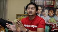 Preskon film Jomblo (Adrian Putra/bintang.com)