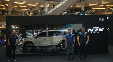 Honda Bawa N7X Keliling 4 Kota Besar di Indonesia (Ist)