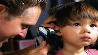 Infeksi Telinga Didiagnosis Pakai Smartphone