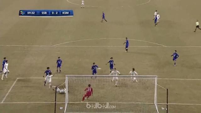 Kashima Antlers meraih kemenangan penting 2-1 atas tuan rumah Suwon Bluewings yang semakin memperbesar harapan mereka untuk terus ...