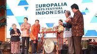 """Kemenpar """"All Out"""" Hadirkan Indonesia Jadi Tamu Kehormatan di Europalia Arts Festival 2017"""