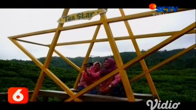 Jembatan Klobungan di lereng Pegunungan Argopuro, Jember, mungkin bisa menjadi alternatif mengisi liburan.