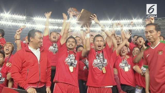 Piala Presiden 2018 resmi berakhir. Selain menampilkan Persija Jakarta sebagai juara, beberapa fakta ini juga hadir setelah turnamen berakhir.