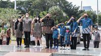 SBY dan Keluarga. (Instagram/agusyudhoyono)