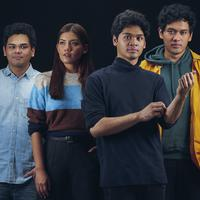 Eksklusif The Overtunes feat Monita (Foto: Bambang E Ros, Digital Imaging: Muhammad Iqbal Nurfajri/Fimela.com)